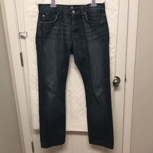 7 For All Mankind Standard Men's Jeans- waist 29